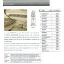 TINTA AQUA WASH LACA BLANCA TRANSPARENTE 60 ML ref 292