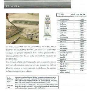 TINTA AQUA WASH NEGRO LUXE CONCENTRADO 60 ML ref 287