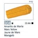 ACRILICO VALLEJO AMARILLO DE MARTE 58ML ref 304