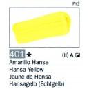 ACRILICO VALLEJO AMARILLO HANSA PALIDO  58ML ref 401