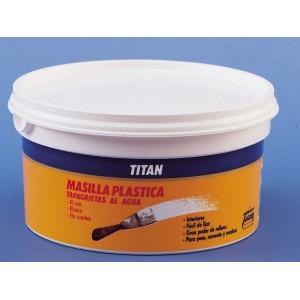 MASILLA PLASTICA BLANCA TITAN 750ML