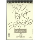BLOCK PARA ESBOZO STUDIO 105X148 MM A6 90 G