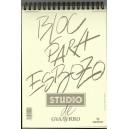 BLOCK PARA ESBOZO STUDIO 297X420MM 90+10 H.