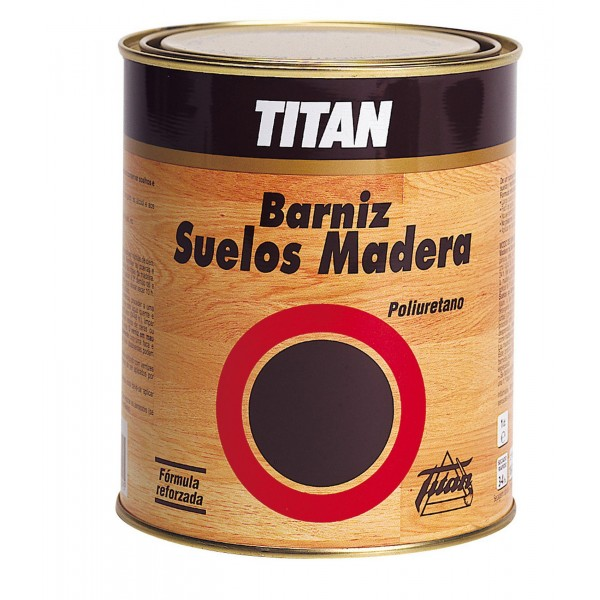 Barniz suelos madera satinado titan 500ml shanghai - Barnices para madera ...