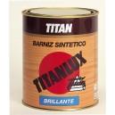 BARNIZ TITANLUX SINTETICO BRILLANTE 1L