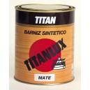 BARNIZ TITANLUX SINTETICO MATE 125ML