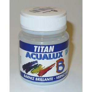 ACUALUX TITAN BARNIZ BRILLANTE 100ML