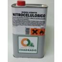 DISOLVENTE NITROCELULOSICO CUADRADO 1L